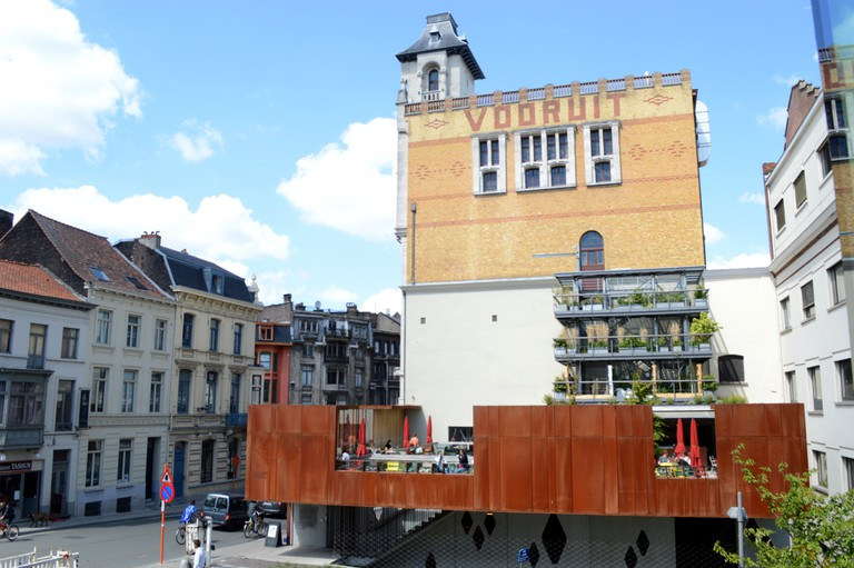 De Vooruit   Courtesy of Visit Ghent