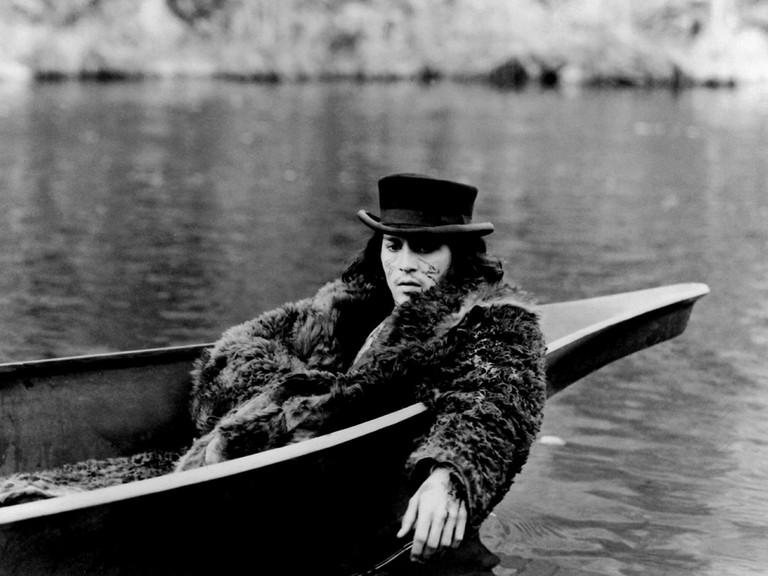Johnny Depp in 'Dead Man'