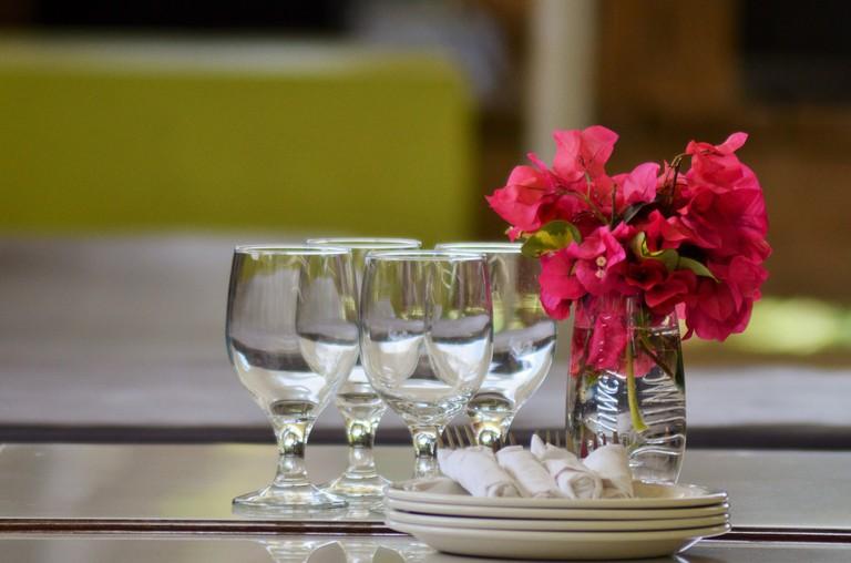 Martinique dining | © Nadine Doerlé/ Pixabay