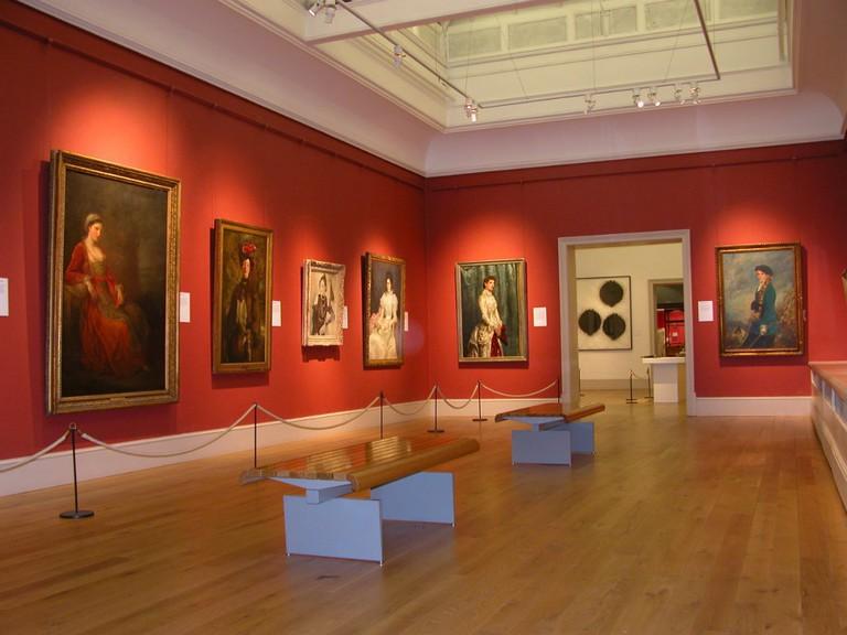 Museum Interior | Courtesy of Brighton & Hove Museum