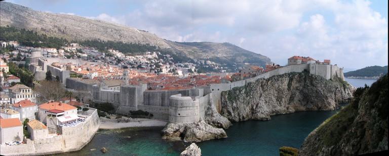 Dubrovnik_Stadtmauer