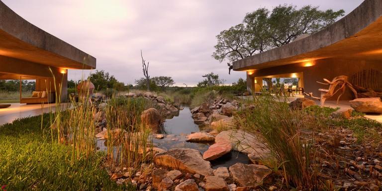 Earth Lodge, South Africa | © Sabi Sabi
