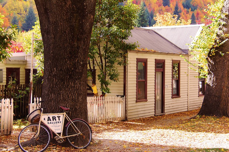 Arrowtown, New Zealand