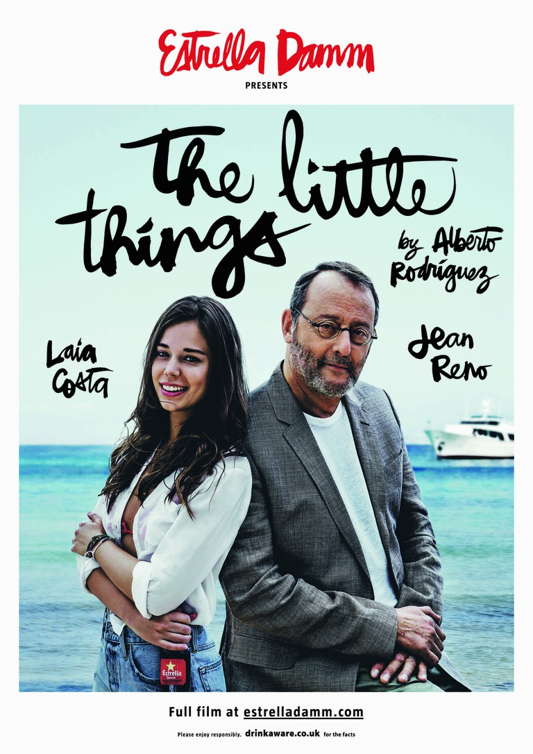 'The Little Things' poster