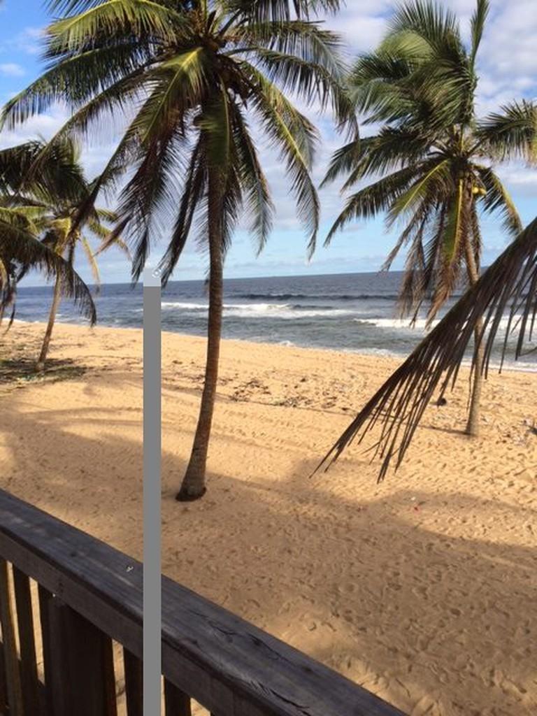 A beach front around Akodo
