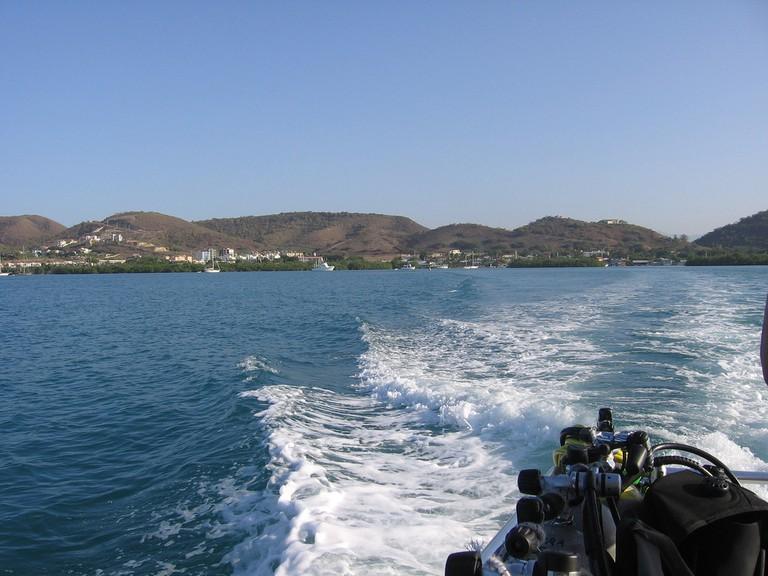 Going scuba diving in Puerto Rico