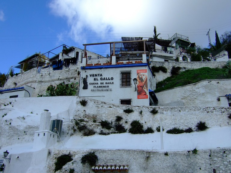 Venta el Gallo, one of the best spots in Sacromonte for live flamenco