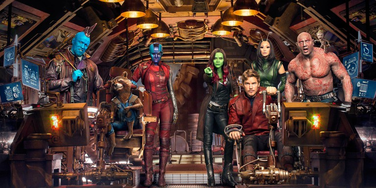 'Guardians of the Galaxy: Vol. 2'