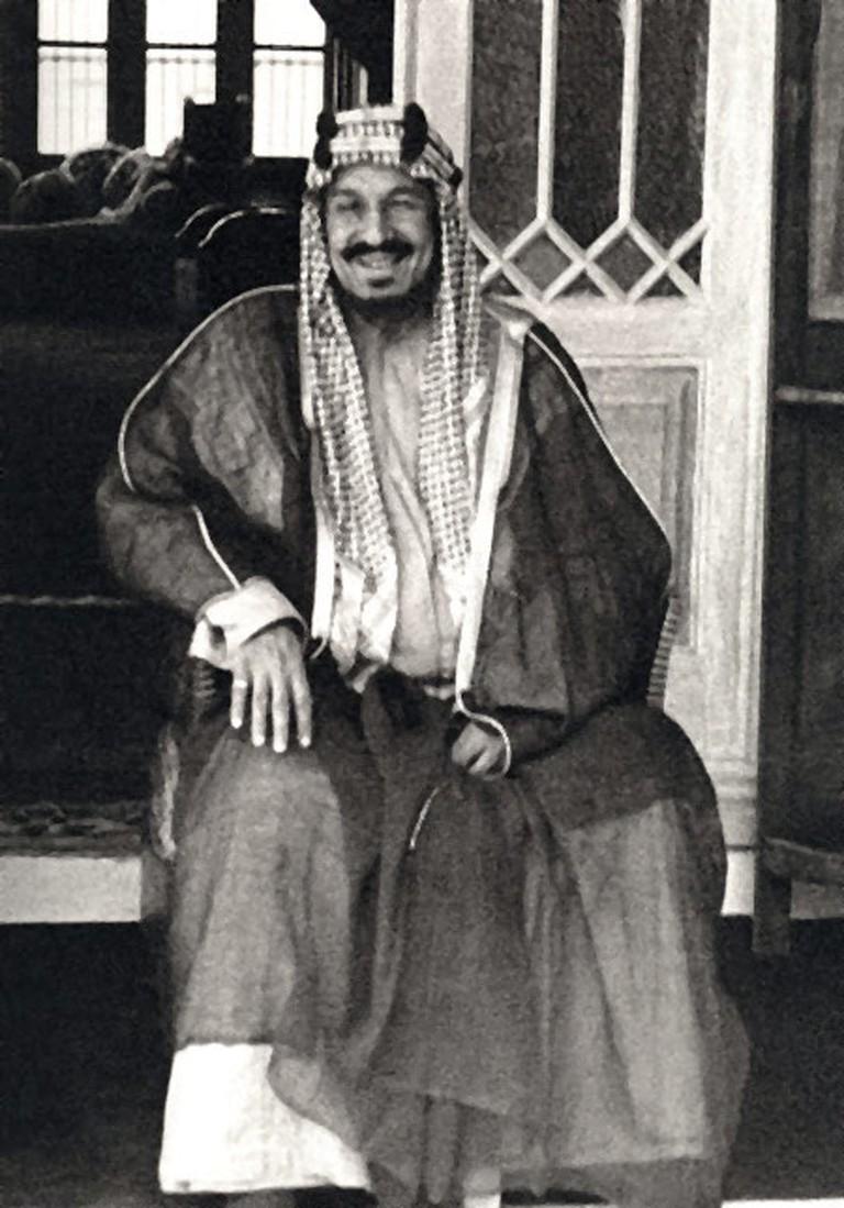 Ibn Saud   © WikiCommons
