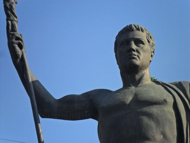 Attalos Statue