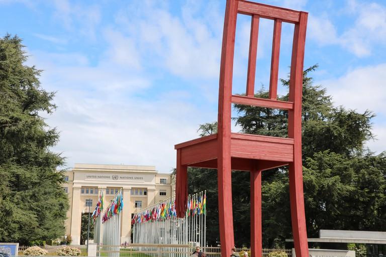 The United Nations in Geneva