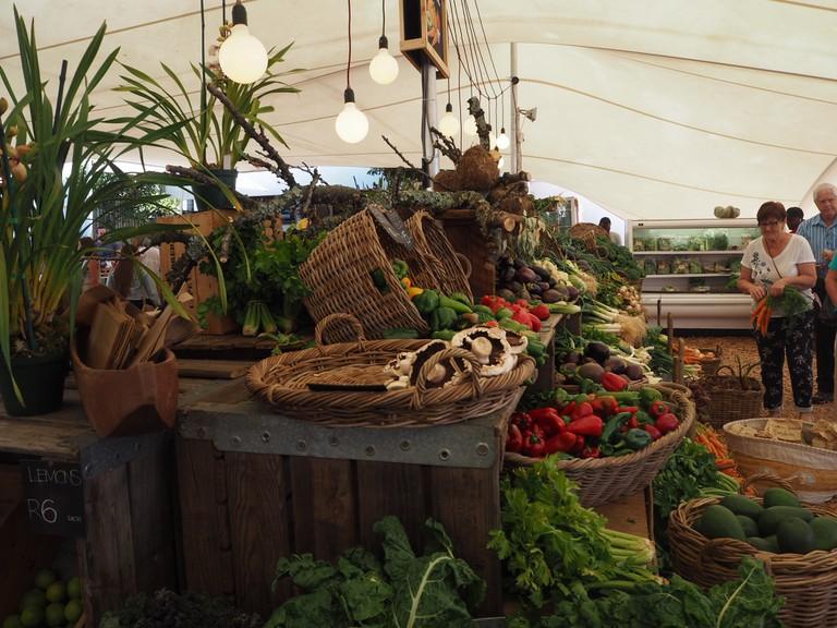 Oranjezicht City Farm | © Culture Trip