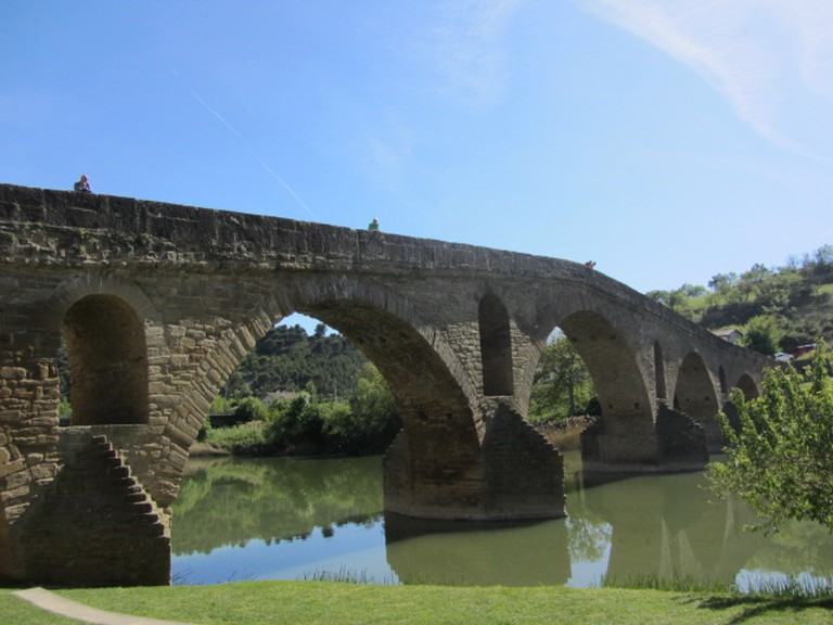 Puente de la Reina, Spain | ©Esme Fox