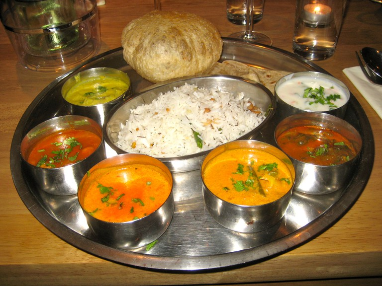 Indian Thali