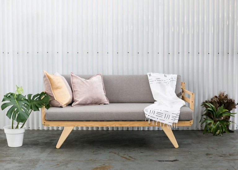 Sofa by Banc Handcrafted