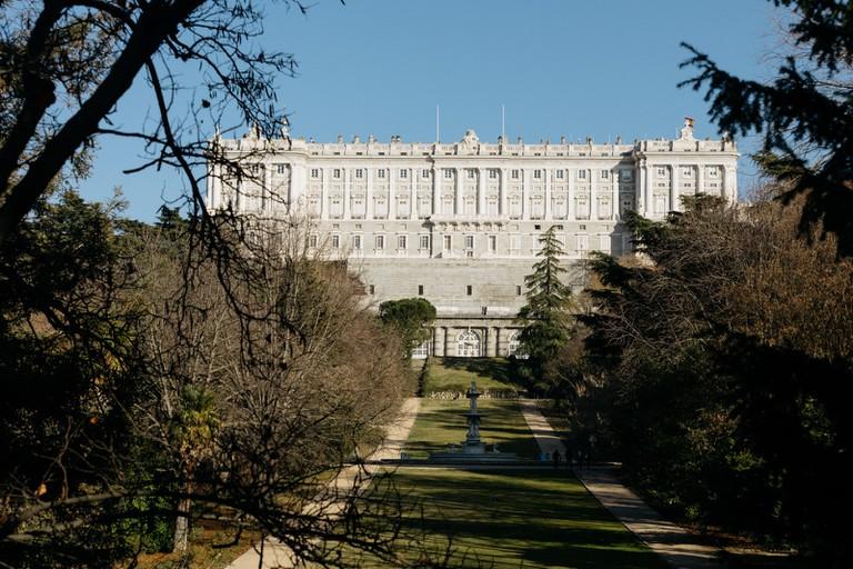 Palacio Real-Madrid-Spain