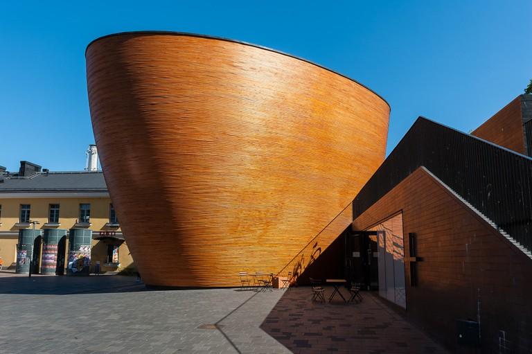The Kamppi Chapel of Silence