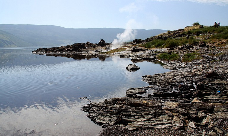Lake Bogoria   © Pierre / Flickr