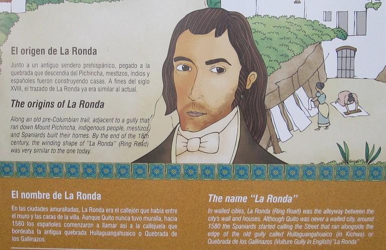 La Ronda History