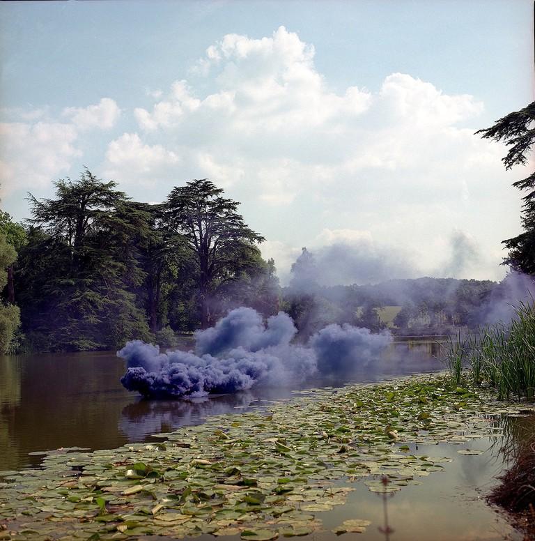 Simon Patterson, Landskip, 2000. Compton Verney, Warwickshire, 2000 | © Simon Patterson and courtesy of the artist