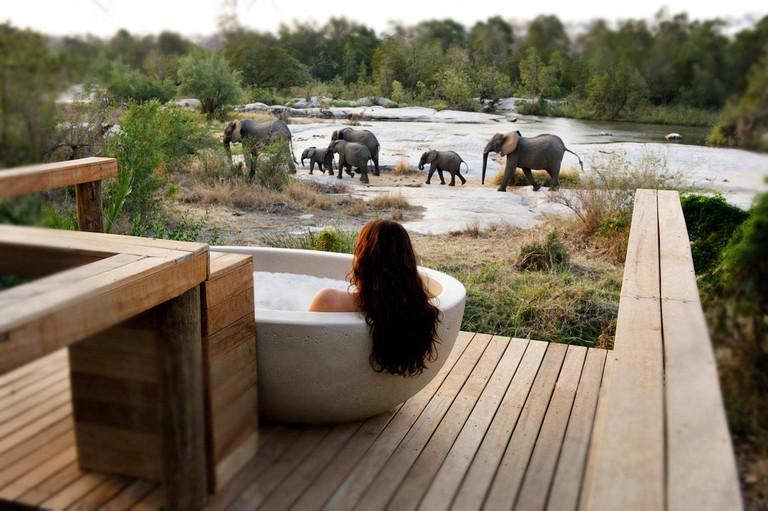 Londolozi Private Granite Suites, South Africa | © Rhino Africa