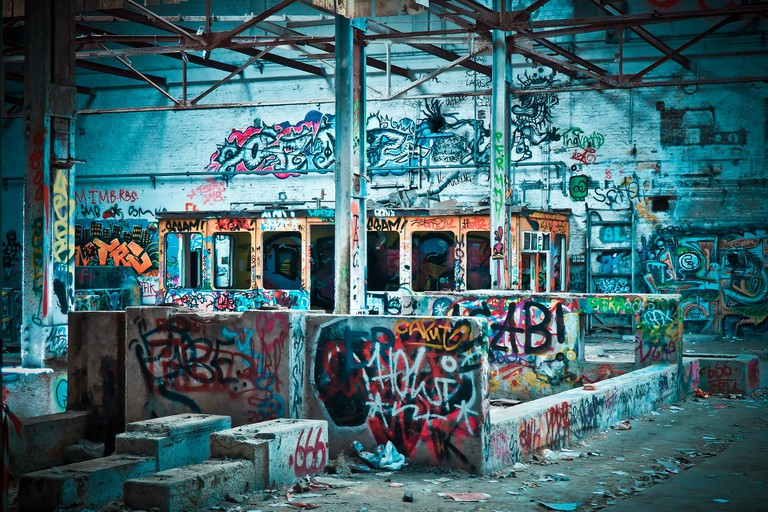 """<a href=""""https://pixabay.com/en/lost-places-factory-old-lapsed-1510592/"""">Graffiti could be a thing of the past, thanks to Mexico 