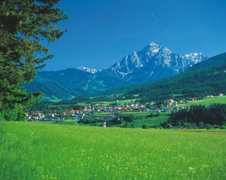 Mutters near Innsbruck