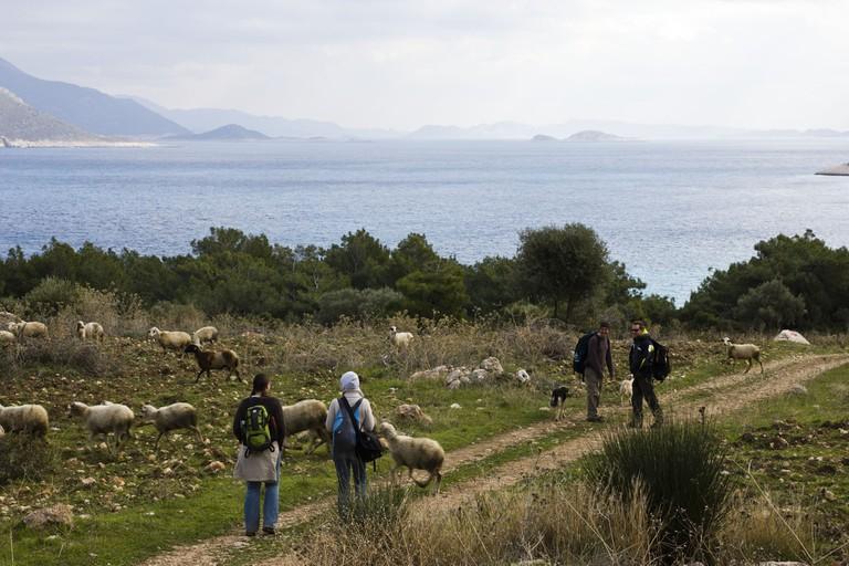 Lycian Trail | © William Neuheisel / Flickr