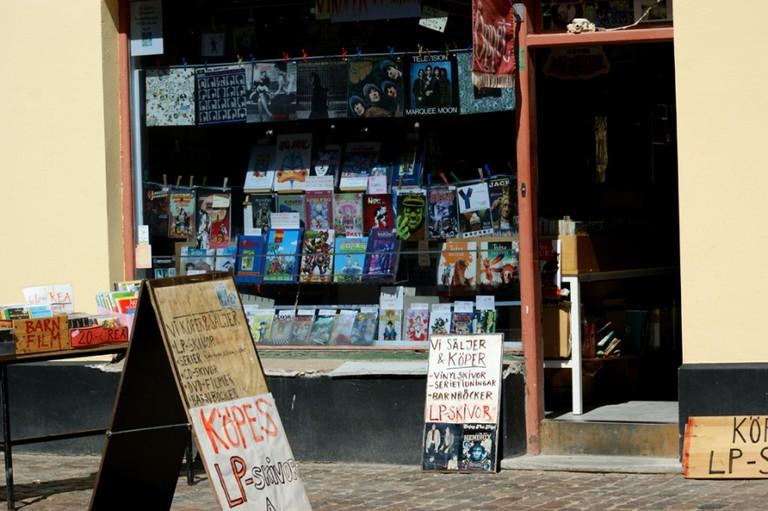 Malmö bookshops