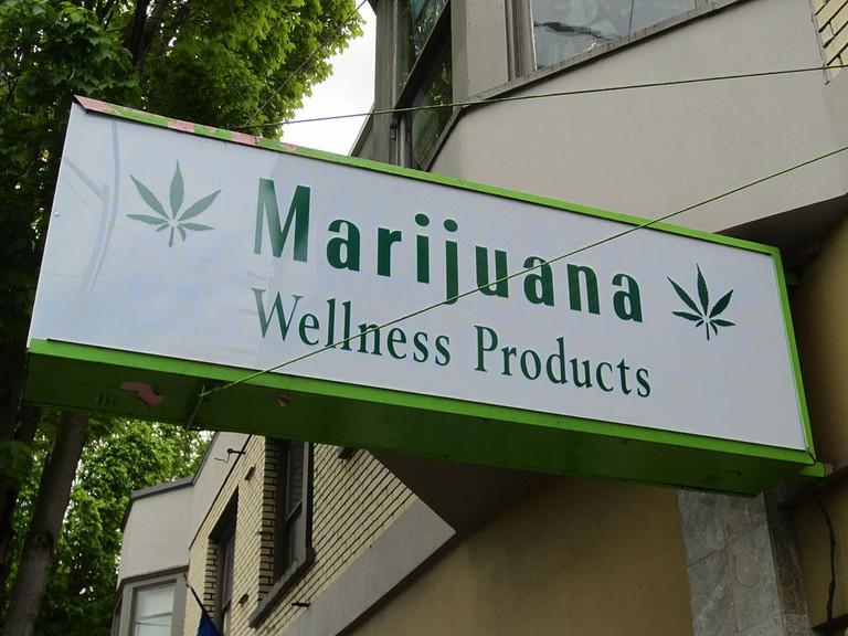 Portland Dispensary | © Another Believer/Wikimedia