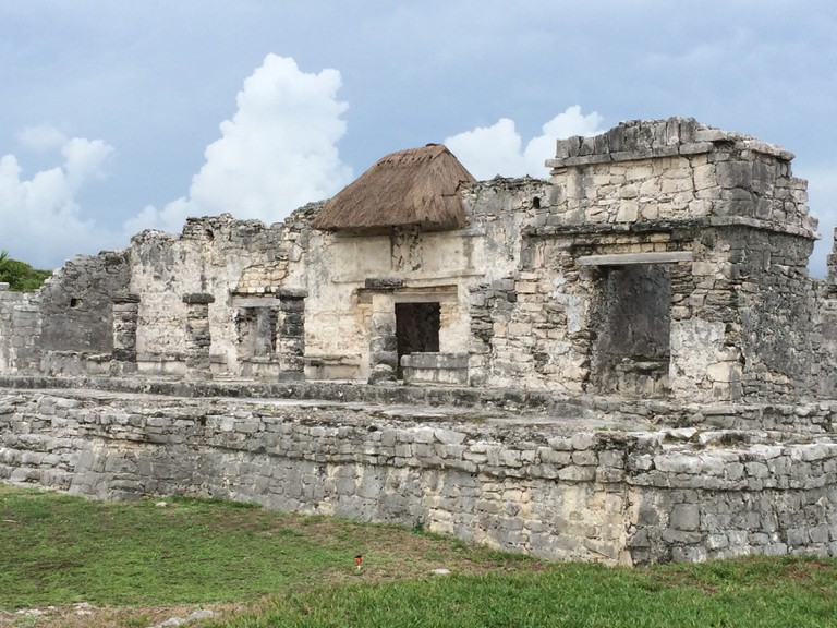 Mayan House of Governors, Tulum, Mexico