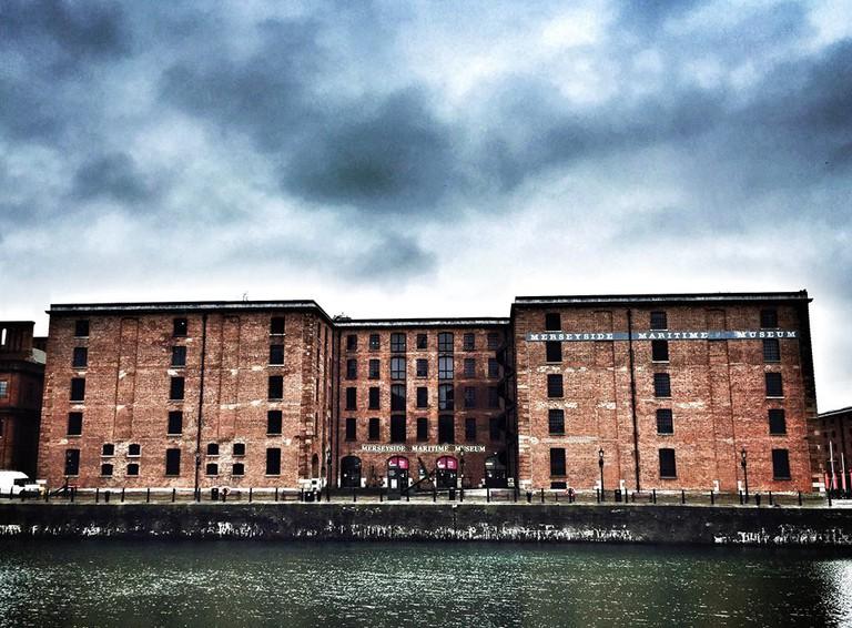 Merseyside Maritime Museum, Liverpool