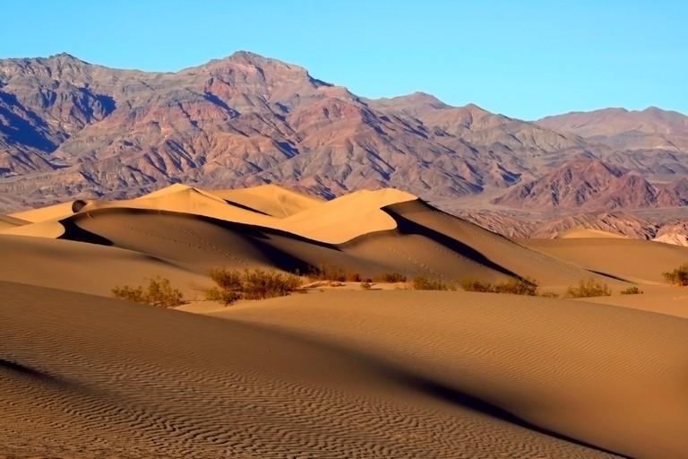 Death Valley   © Brocken Inaglory/ Wikimedia
