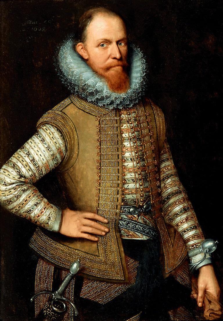 Maurits van Nassau   © Michiel Jansz van Mierevelt/WikiCommons