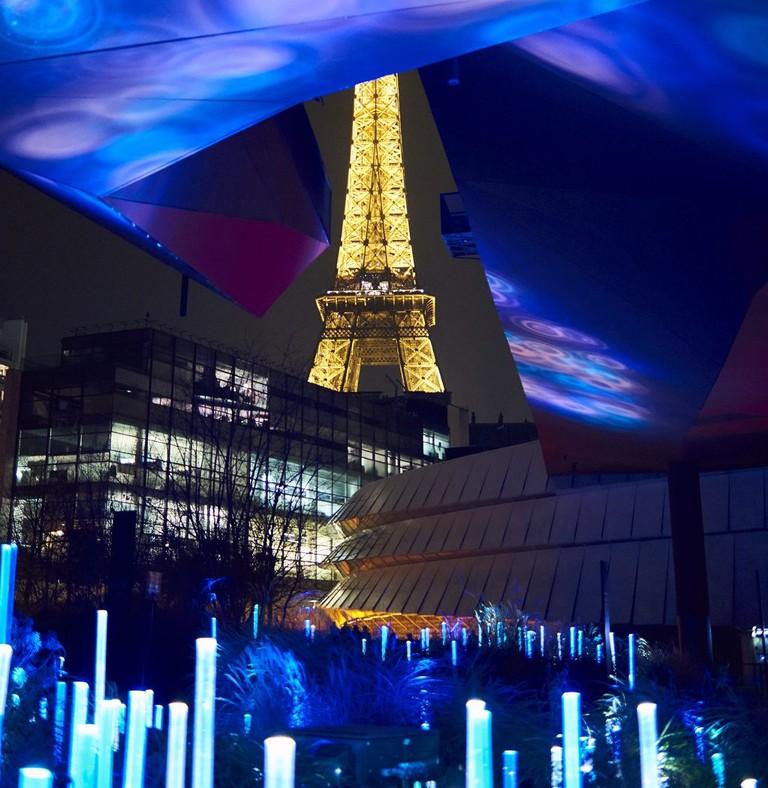 Musée du quai Branly, J Chirac │© Cyril Zannettacci, Courtesy of Nuit des Musées