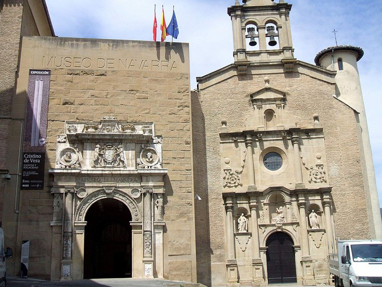 Museo de Navarra, Pamplona   ©Zarateman / Wikimedia Commons