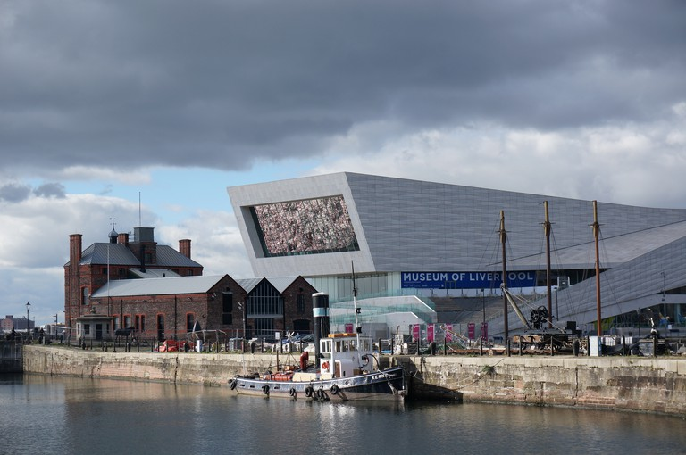 Museum of Liverpool © Andrew Smith Flickr