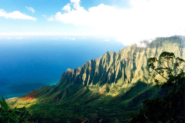 Napali Coast, Kauai | © Jeff Kubina/Flickr