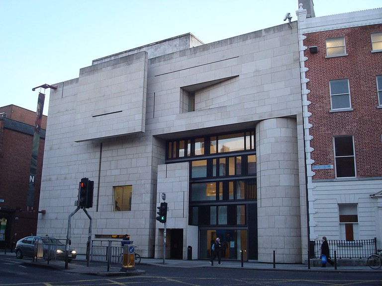 The Millennium Wing of the National Gallery of Ireland | © DubhEire/WikiCommons