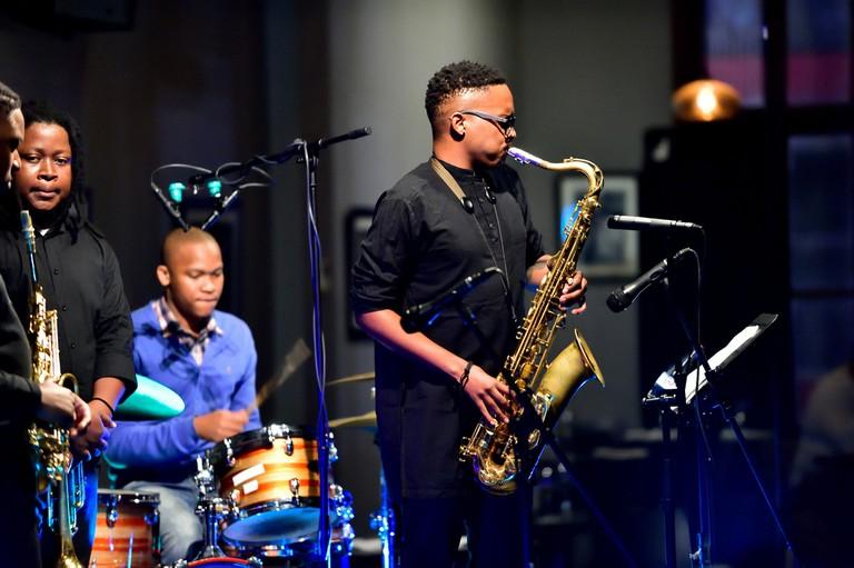 Jazz at The Orbit