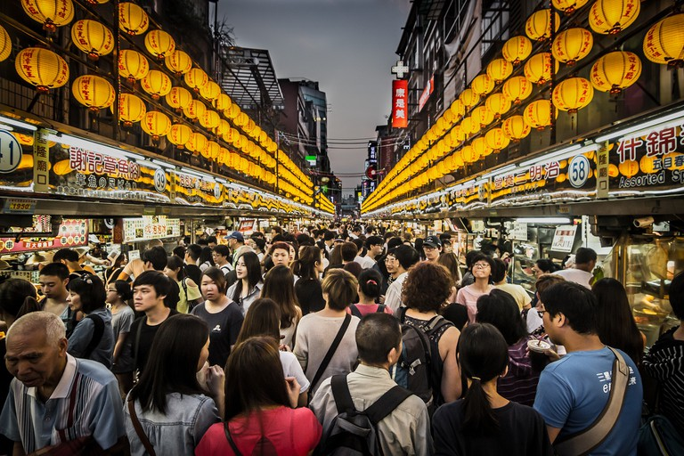 Keelung Night Market   © Robert_z_Ziemi / Pixabay