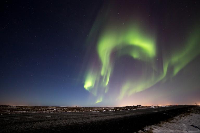 Northern Lights (Iceland)   © David Phan/Flickr