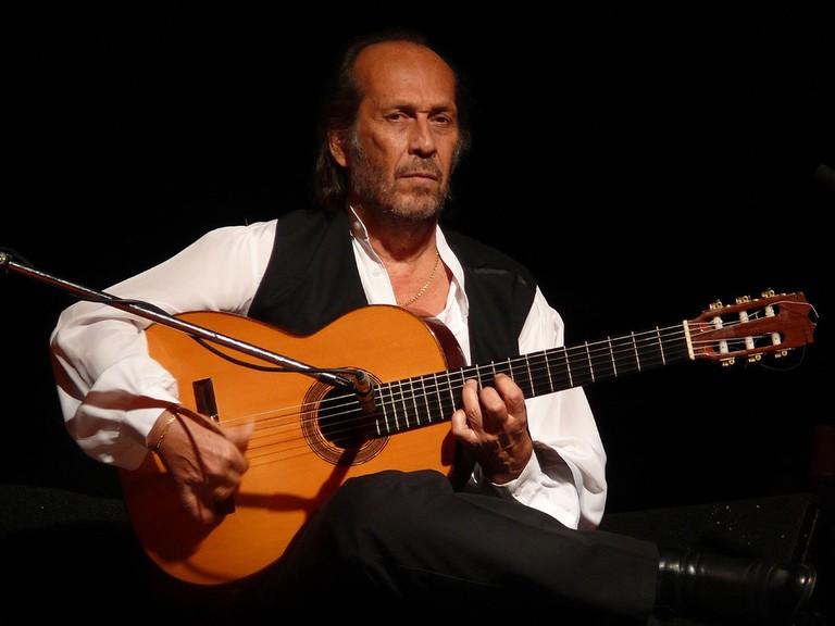 Flamenco guitar   © Cornel Putan/WikiCommons