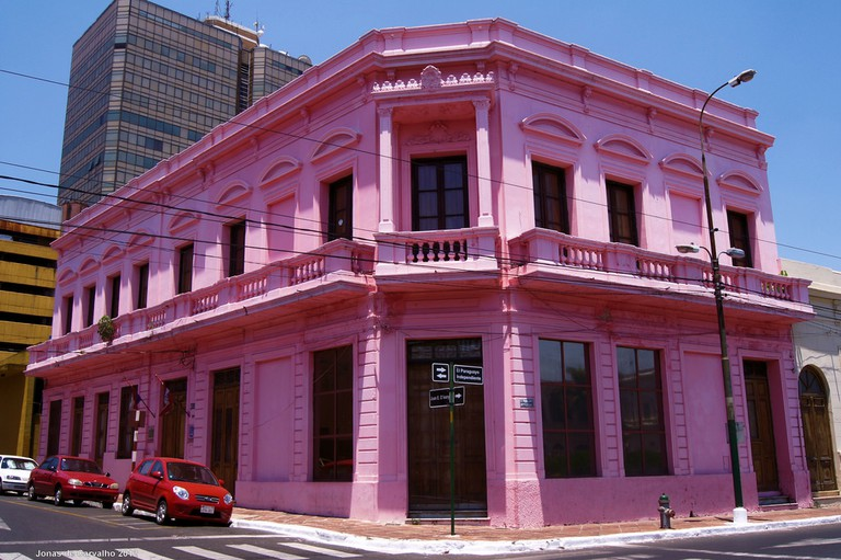 Pinks in Paraguay