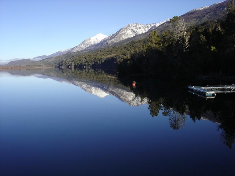 Los Alerces National Park in Esquel, Argentina   © Gustavo Perretto / Flickr