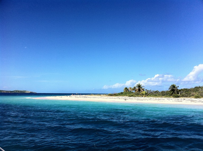Part of Cayo Icacos