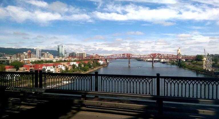 Pearl District and Broadway Bridge | © Alfred Twu/Wikimedia