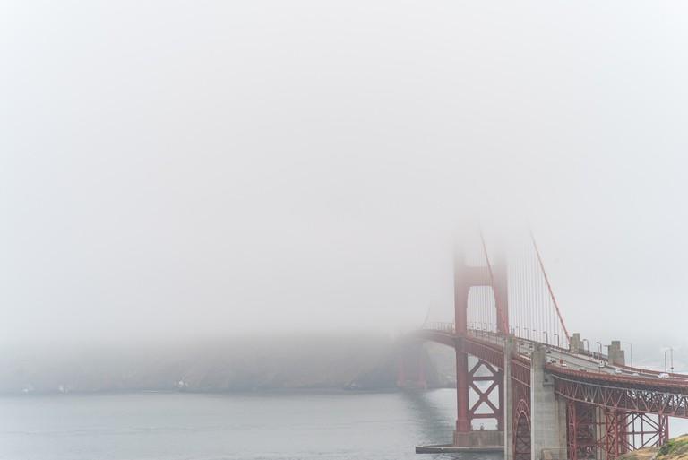 San Francisco's Karl the Fog | Corey Agopian / Unsplash