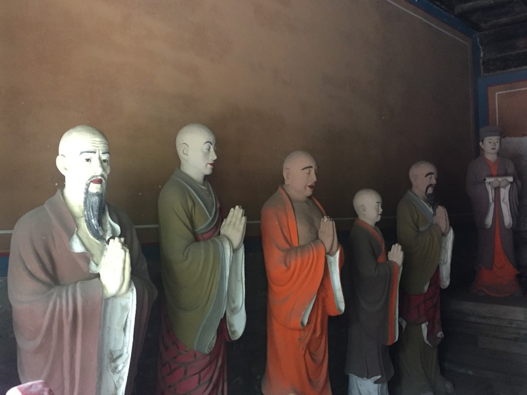 Monk and Taoist Priest Department