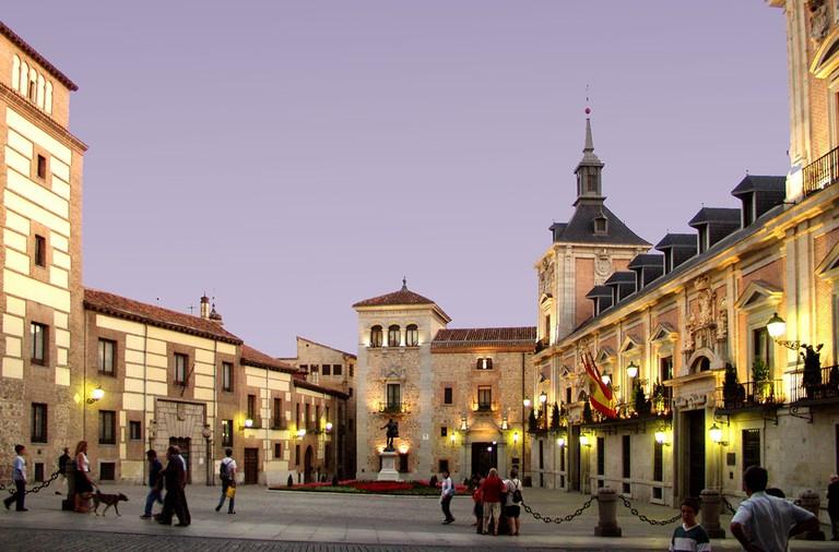 Madrid stays awake all night long